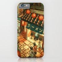 Ramen In The Alley iPhone 6 Slim Case