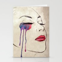 Tears Stationery Cards