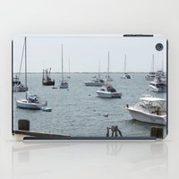 Boats iPad Case