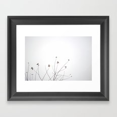 Like Vines  Framed Art Print