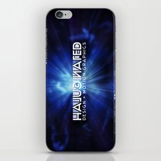Halucinated Design + Motion Graphics iPhone & iPod Skin