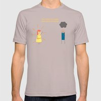 You Are My Sunshine Mens Fitted Tee Cinder SMALL