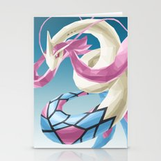 Pocket monster - Milotic the Water Snake Stationery Cards