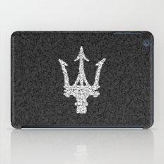 Homage to Maserati iPad Case