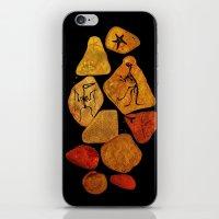 Secret of Amber  iPhone & iPod Skin