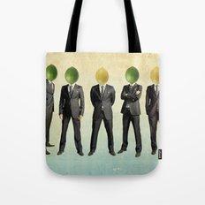 lemon and lime heads Tote Bag