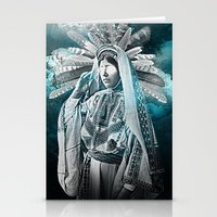 SORCERESS Stationery Cards