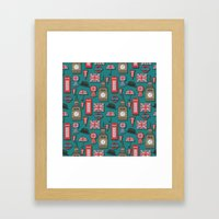 Maybe It's Because I'm A… Framed Art Print