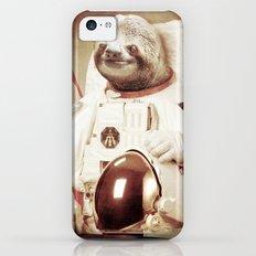 Sloth Astronaut iPhone 5c Slim Case