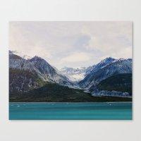 Alaska Wilderness Canvas Print