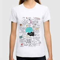 The Fault in Our Stars- John Green Womens Fitted Tee Ash Grey SMALL