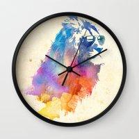 Sunny Leo   Wall Clock