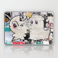 Two Sugar Monsters Laptop & iPad Skin