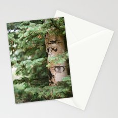 WRITTEN IN THE TREES Stationery Cards