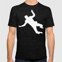 North By Northwest Mens Fitted Tee Tri-Black SMALL
