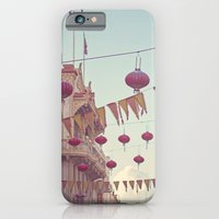 iPhone & iPod Case featuring Chinatown by Melanie Alexandra