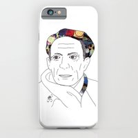 Pablo Picasso iPhone 6 Slim Case