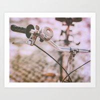 Ride Free Art Print