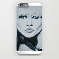 iPhone & iPod Case featuring Debbie Muse by ByrneDarkly