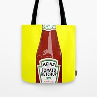 1 of 57 flavours Tote Bag