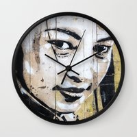Histoires De Pouvoir 1 Wall Clock