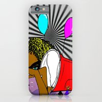 iPhone & iPod Case featuring Whats In My Cup by Kae Smith