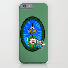 Gravity Falls: Hyrule Falls Slim Case iPhone 6s