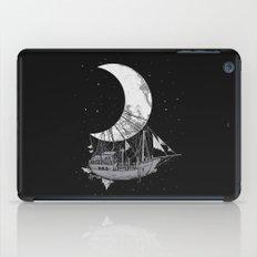 Moon Ship iPad Case