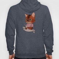 FRANKIE THE CAT Hoody