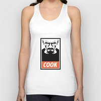 Heisenberg The Cook Unisex Tank Top