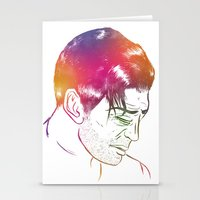 Let It Breath Stationery Cards