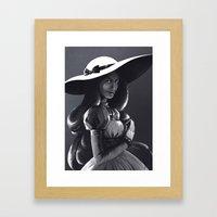 Bubblegum Framed Art Print