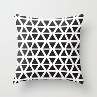 Dreieck Throw Pillow