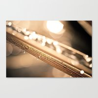 Crystal Canvas Print