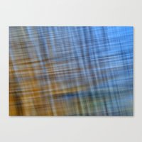 Water Pattern #4 Canvas Print