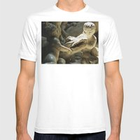 See You Later Alligator Mens Fitted Tee White SMALL