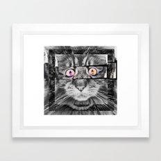 Ailuromaniac Framed Art Print