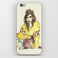 Hyuna iPhone & iPod Skin