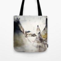 Tom Feiler Aboriginal Mo… Tote Bag