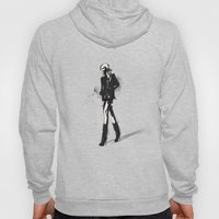 Fringe - Fashion Illustration Hoody