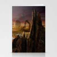 Red City Stationery Cards