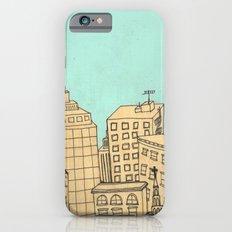 City scape Slim Case iPhone 6s