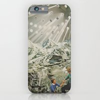 Loneliness Of White iPhone 6 Slim Case