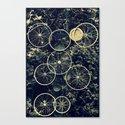 Tire - less Canvas Print