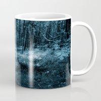 Under a moonlit sky Mug