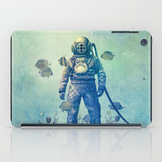 Deep Sea Garden  iPad Case