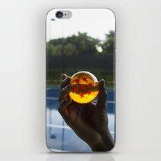 TENNIS(DRGN)BALL. iPhone & iPod Skin