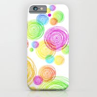 iPhone & iPod Case featuring Circle Tower by Pigtails