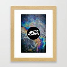 Arctic Monkeys Framed Art Print