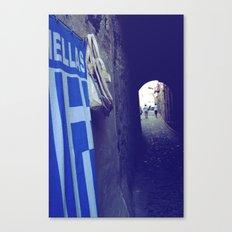 Hellas Canvas Print